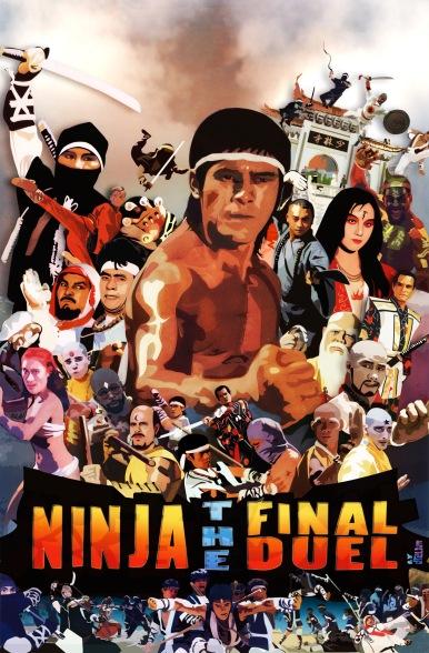 Ninja, the dinal duel