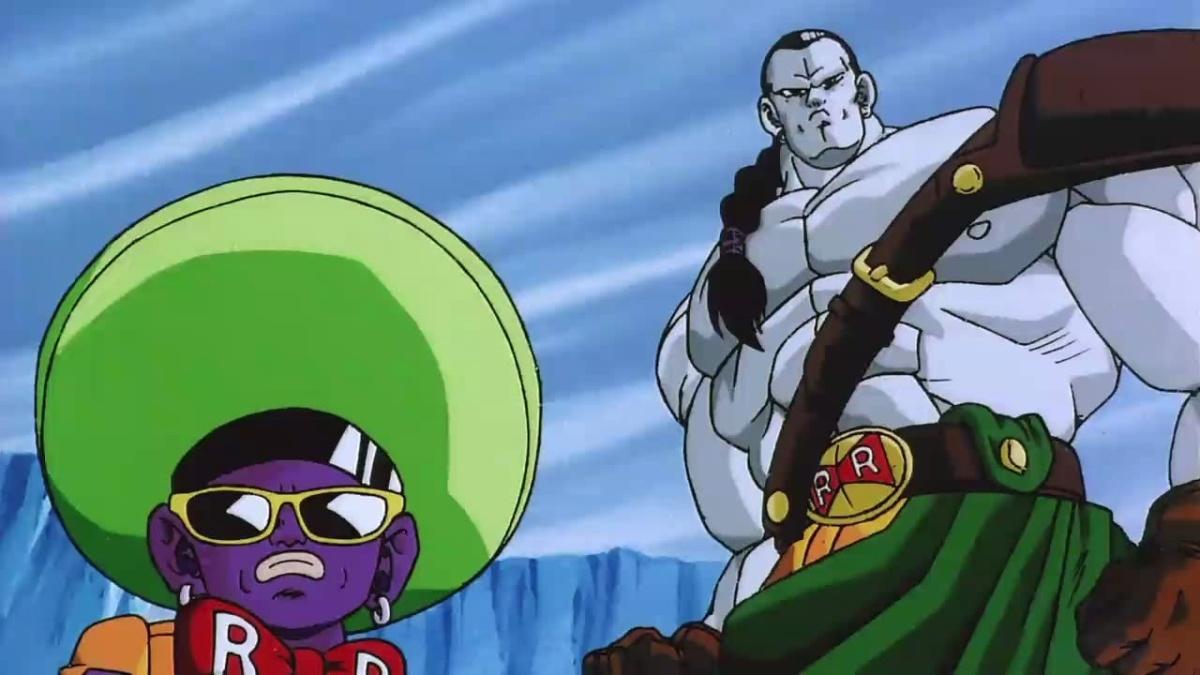 Dragon Ball Z : L'Offensive des cyborgs (ドラゴンボールZ 極限バトル!!三大超サイヤ人) 1992