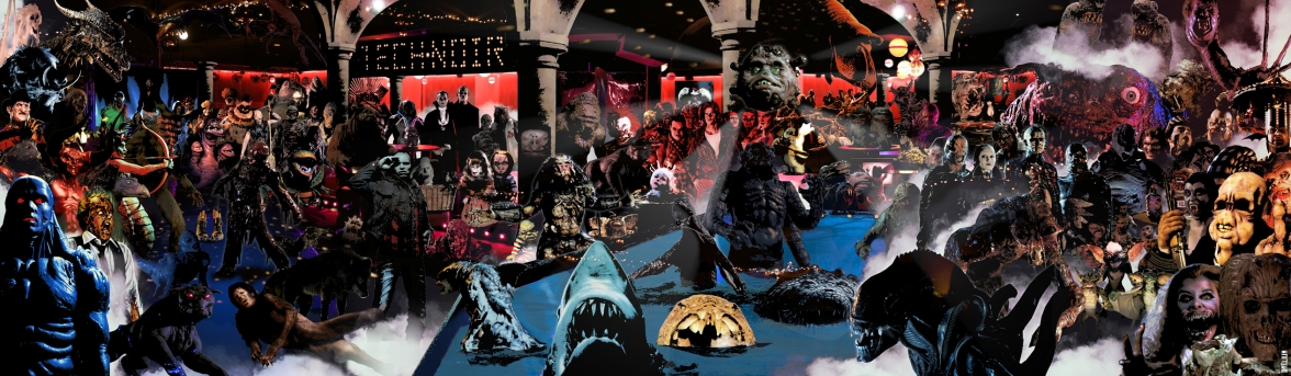 80 movies and 120 monsters in one tribute