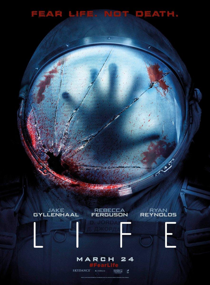 Life : origine inconnue (2017)